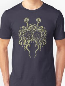 Flying Spaghetti Monster (pasta) Unisex T-Shirt