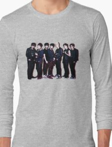 BTS Long Sleeve T-Shirt