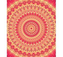 Mandala 078 Photographic Print