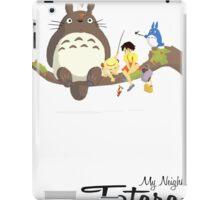 My Neighbor Totoro (With Text) iPad Case/Skin