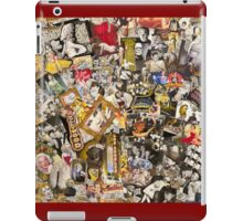 Mae West iPad Case/Skin