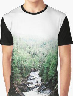 LUTSEN, MN Graphic T-Shirt