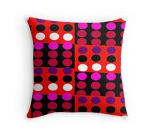 I Love The Nightlife 2 Throw Pillow