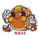 OHAYO Pancake by Peachmunkey