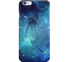 Collide With The Galaxy iPhone Case/Skin