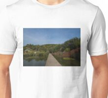 A Path Through a Garden Unisex T-Shirt