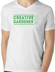 creative gardener Mens V-Neck T-Shirt