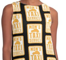 MOM'S TAXI SERVICE Contrast Tank