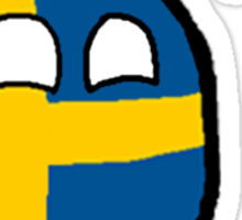 SwedenBall Sticker