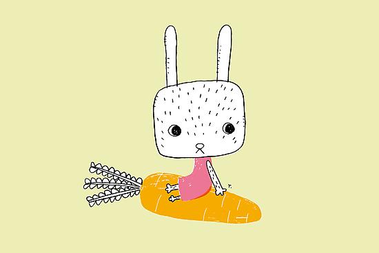 Rabbit by taichi