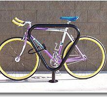 The Yield Bike Rack by bikeracks