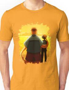 Assassination Classroom Nagisa And Korosensei Unisex T-Shirt