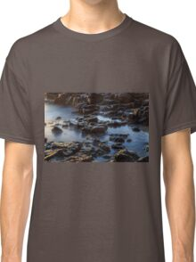 Water, Rocks and Sunlight Classic T-Shirt