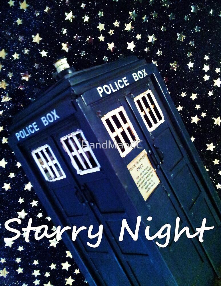 Starry Night by PandMandC
