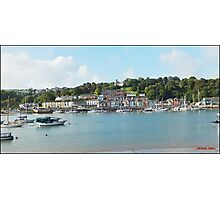 """"""" Looking across the River Dart"""" Photographic Print"""