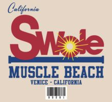 California Swole - Muscle Beach by GUS3141592