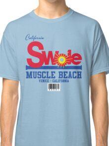 California Swole - Muscle Beach Classic T-Shirt