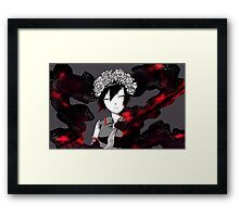 Hatsune Miku - Two Breaths Walking Framed Print