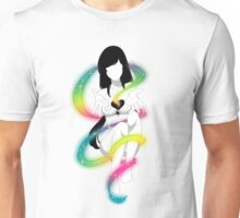 Bring color to my world Unisex T-Shirt