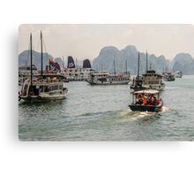 Tourist Industry Canvas Print