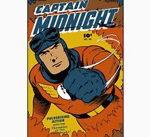 Captain Midnight Comic Cover Unisex T-Shirt