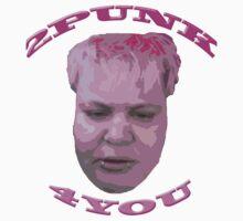 Monica Punk by SirMittensIII