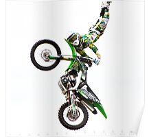 CD Stunt Rider Poster