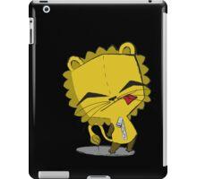 Lion-Gir iPad Case/Skin