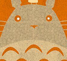 Totoro Vecchio by souppatriot