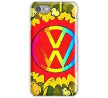 Boom VW Logo iPhone Case/Skin