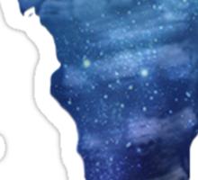 Restoring Force Galaxy Sticker