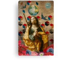 Saints Collection -- The Alchemist Canvas Print