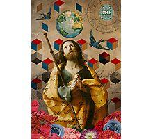 Saints Collection -- The Alchemist Photographic Print