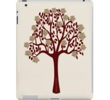 A tree with flowers [1215 Views] iPad Case/Skin