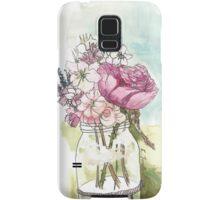 Jarred Bouquet  Samsung Galaxy Case/Skin