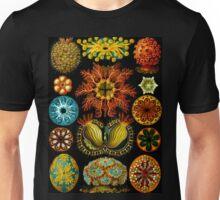 Kunstformen der Natur Unisex T-Shirt