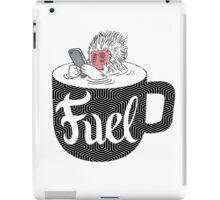 Coffee is Fuel iPad Case/Skin