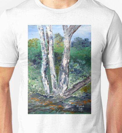 Eucalyptus / Bloekombome Unisex T-Shirt