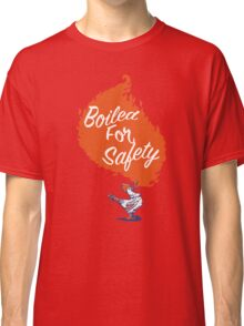 Good Mythical Morning Boiled For Safety Classic T-Shirt