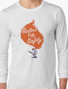 Good Mythical Morning Boiled For Safety Long Sleeve T-Shirt