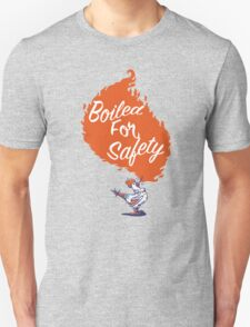 Good Mythical Morning Boiled For Safety Unisex T-Shirt