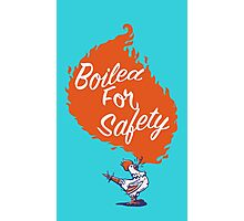 Good Mythical Morning Boiled For Safety Photographic Print