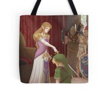 The Accolade Tote Bag