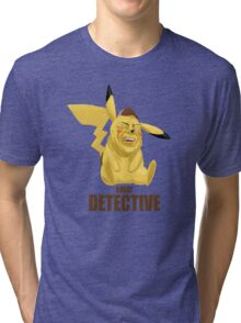 Pika-Vido Tri-blend T-Shirt
