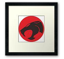 thundercat Framed Print