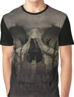 Desolate mind - Skull Collection Graphic T-Shirt