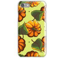 Cartoon Pumpkin Seamless Pattern iPhone Case/Skin