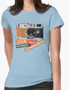 Moment Companion Womens Fitted T-Shirt