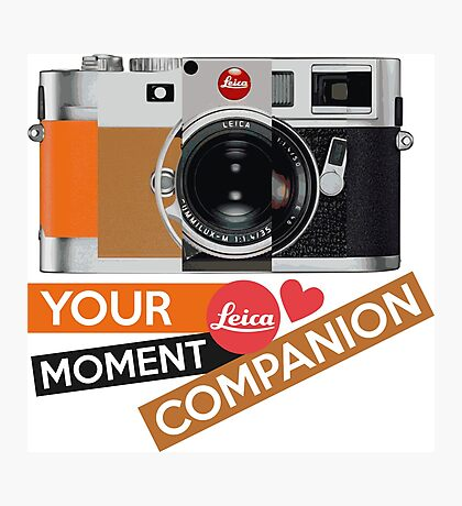 Moment Companion Photographic Print