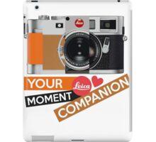 Moment Companion iPad Case/Skin